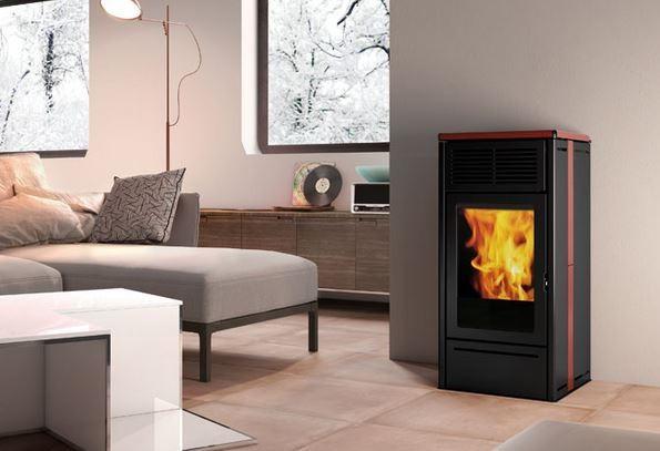nara 7kw edilkamin po le. Black Bedroom Furniture Sets. Home Design Ideas