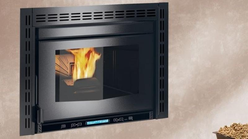 COMFORT PLUS CRYSTAL (Canalisé) 11 kW - Extraflame